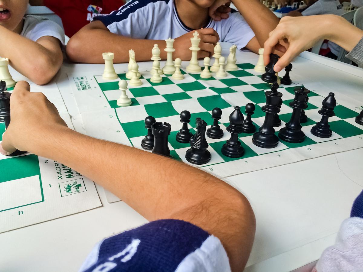 Xadrez: Esporte, Jogo, Ciência e Arte