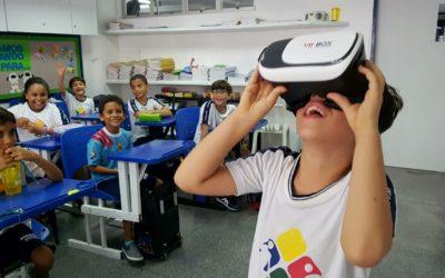 Realidade Virtual em Sala de Aula