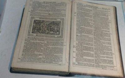 Exposição do Museu da Bíblia