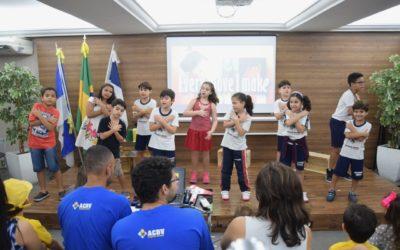 Talent Show – Evento mostra evolução dos alunos no domínio da língua inglesa