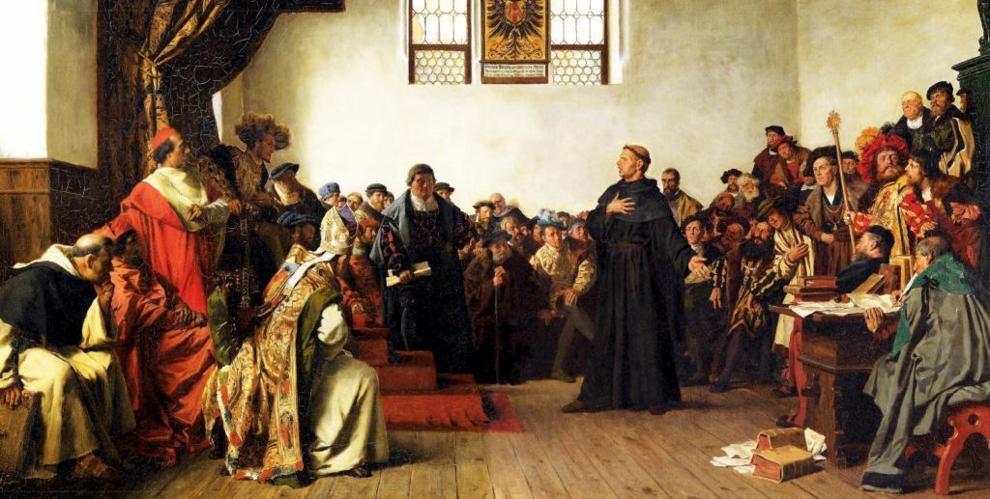 A Reforma do Século 16 e Educação – O Efeito Libertador
