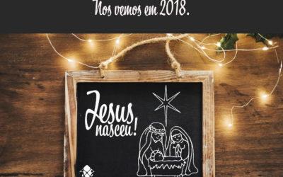 Feliz Natal familia ACBV!